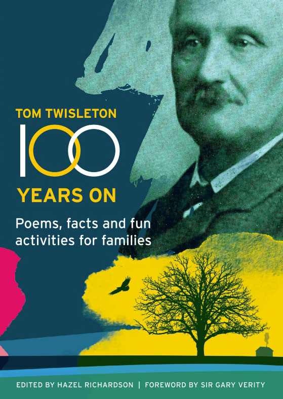 Cover image from Tom Twistleton 100 Years On book