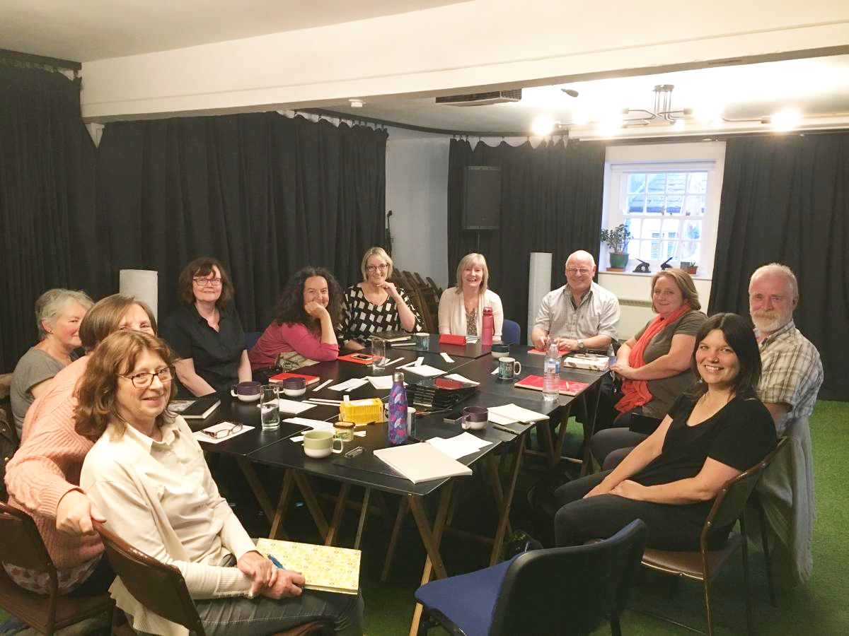 Settle Writers Group