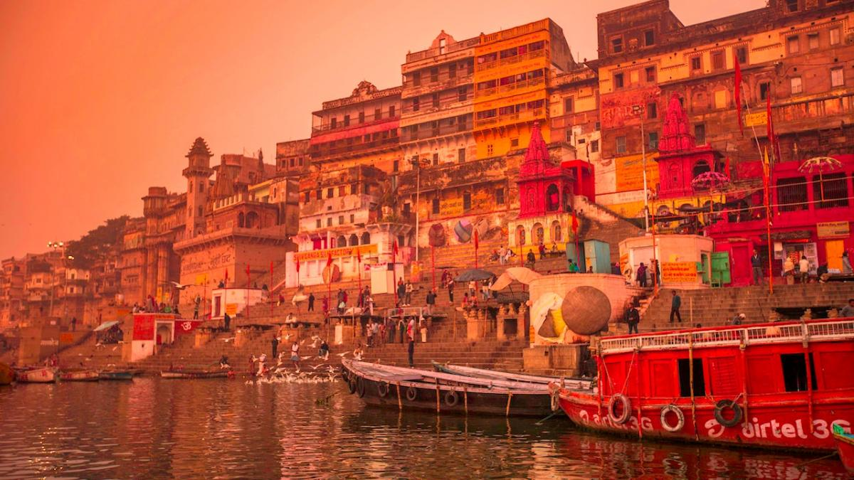 Ganges in India