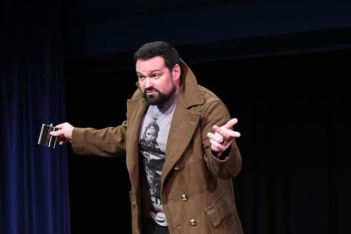 Storyteller Jon Buckeridge